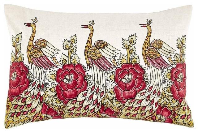 Pamoda Decorative Pillow By John Robshaw
