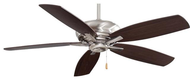 Minka Aire F688-Pw Kola Pewter 52 Ceiling Fan.
