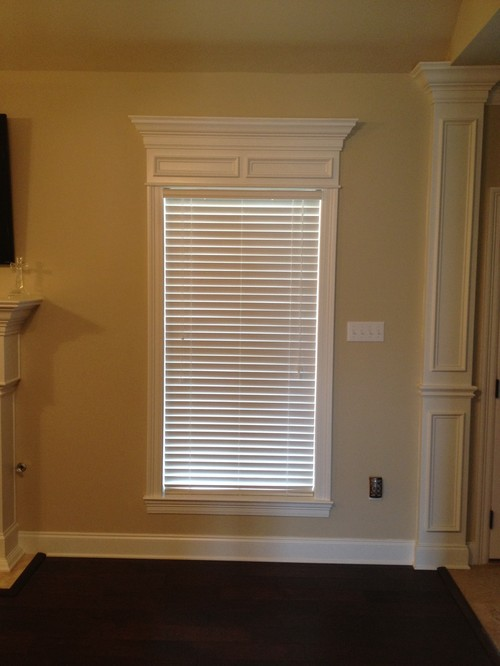 Need Ideas For Window Treatment That Won T Hide Decorative