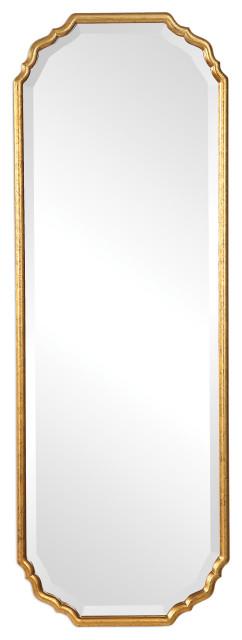 Preston Shaped Mirror