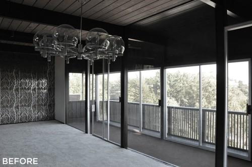 A Fresh Take on Classic Midcentury Modern Living Room