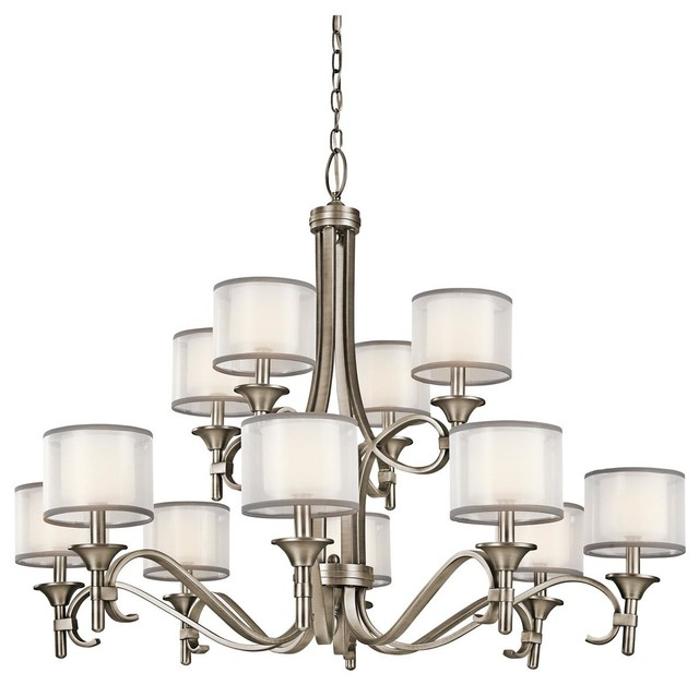 Kichler Lighting 42383ap Chandeliers Lacey