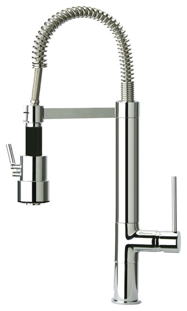 just sinks single handle kitchen faucet polished chrome modern design kitchen faucets home design and decor reviews