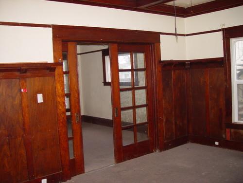 Interior Paint Colors And Scheme 1917 Craftsman Fourplex
