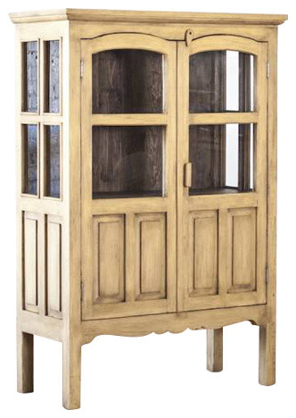 Small Elisa Hutch - Farmhouse - China Cabinets And Hutches - by EPIC Home Furnishings