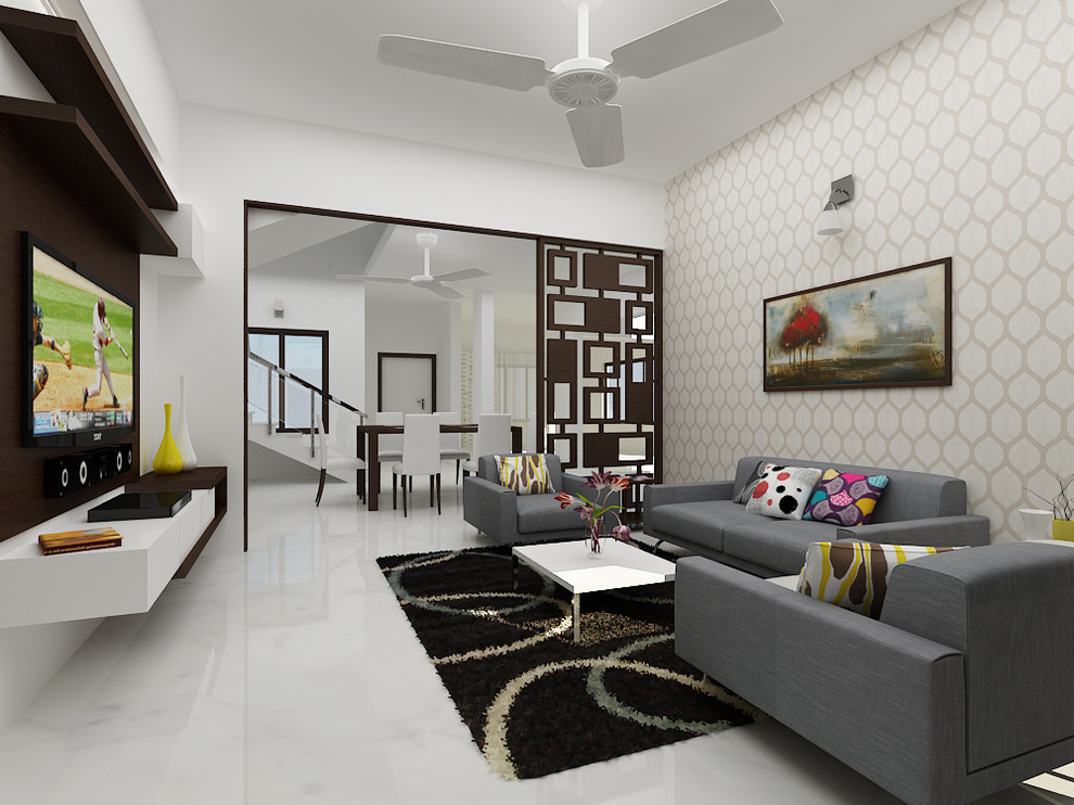 Modern Interior Design Bangalore Modern Bengaluru By Design