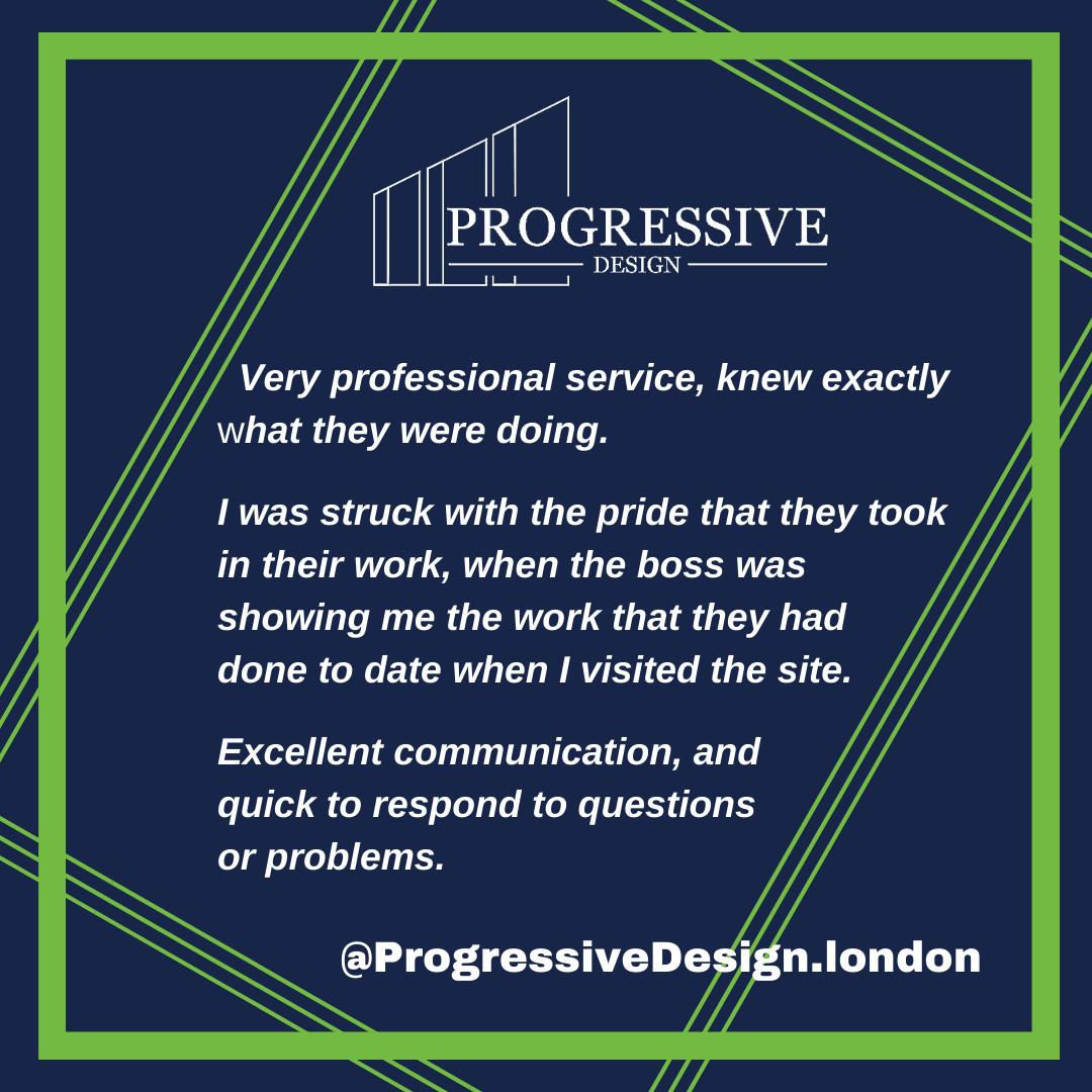 Progressive Design Reviews