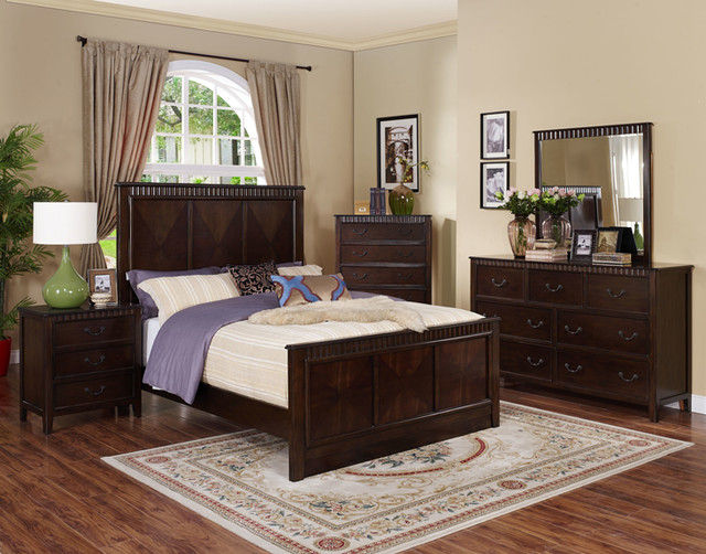 New Classic Furniture Edgemont Bedroom Collection