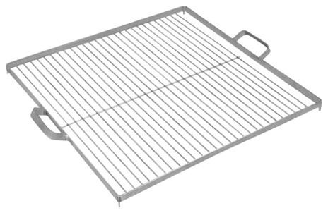 "Cook King 1112265 Ss Grill Grate For 23.6"" Fire Bowl, 17.4""."