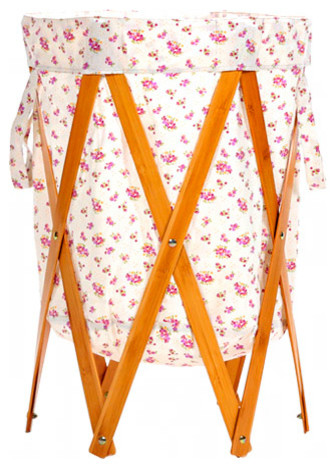 Floret Folding Laundry Hamper Blh23.