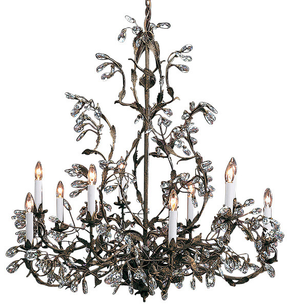 Shop Houzz – Chandeliers Wrought Iron