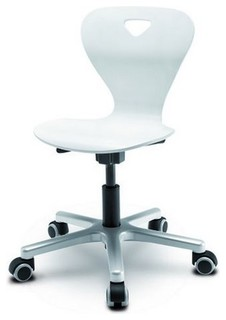 woody s chair in white contemporary office chairs by