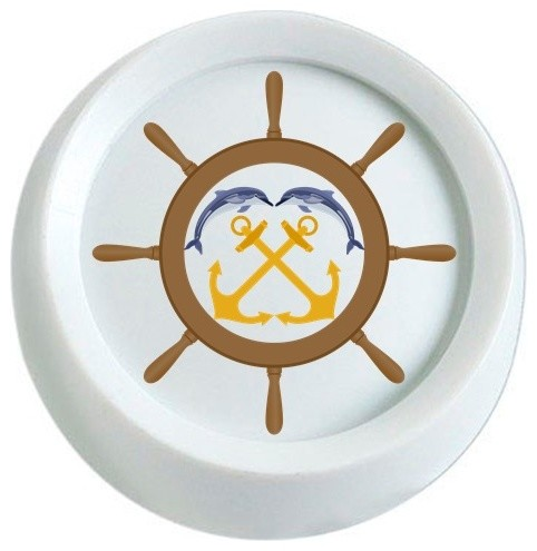 Helm Anchor Dolphin Rotary Dimmer Knob