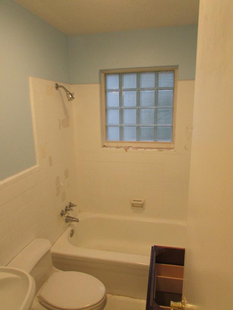 Richardson Guest Bathroom Transformation