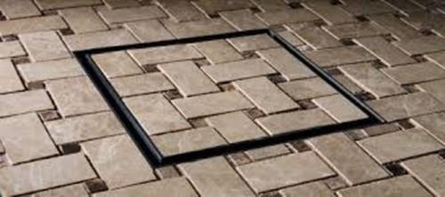 seamless shower drain california faucet styledrain tile