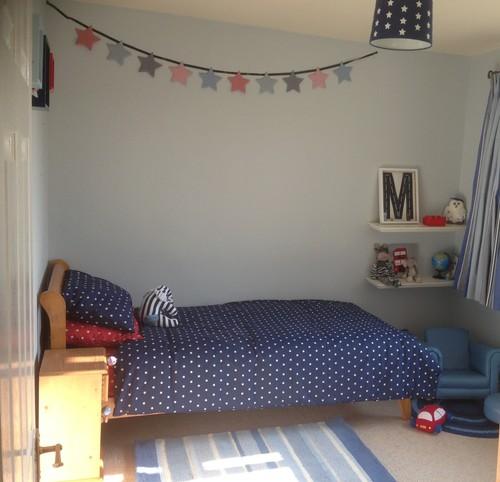 Kids Bedroom Bunting little boys bedroom
