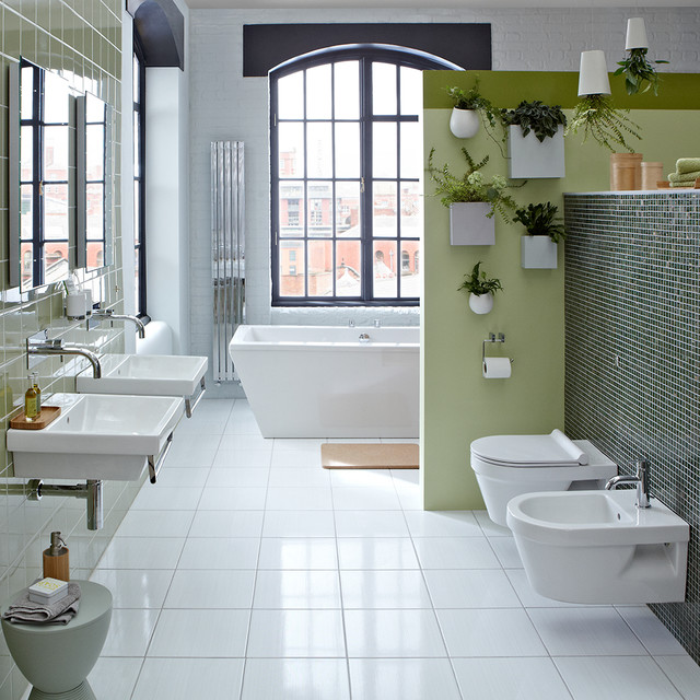 Euro Duo Bathroom Modern Bathroom Hertfordshire By