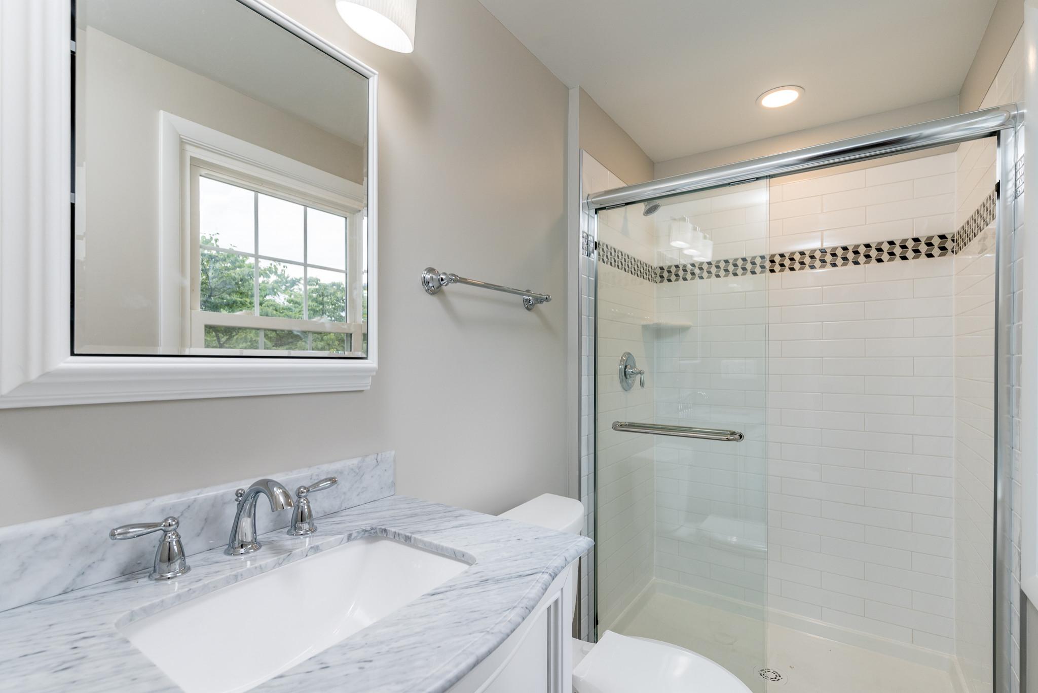 Bowie Colonial Master Bathroom