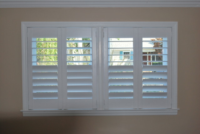 White Plantation Shutters New York By Asap Blinds