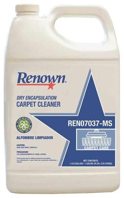 Strange Renown Dry Encapsulation Carpet Cleaner 1 Gal Home Interior And Landscaping Dextoversignezvosmurscom