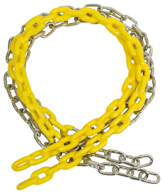 Coated Swing Chains Set Of 2 8 5 Industrial Kids Playsets And
