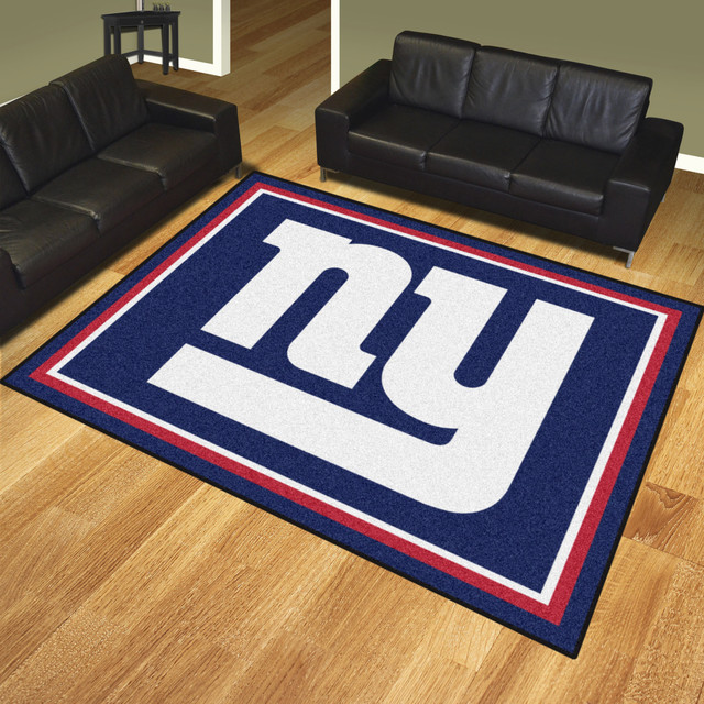 ca51b461576 NFL New York Giants 8'x10' Rug - Contemporary - Novelty Rugs - by Fanmats