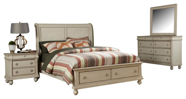 Liberty Rustic Traditions Bedroom Set Transitional