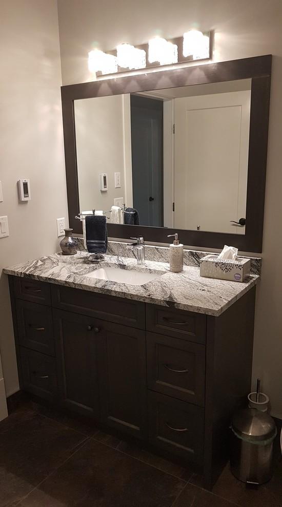 Custom Cabinet & Countertop