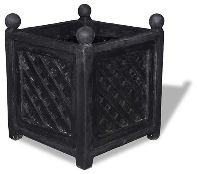 Shop Houzz Amedeo Design Square Lattice Planter