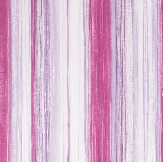 Chelsea Stripe Wallpaper Fuchsia Roll