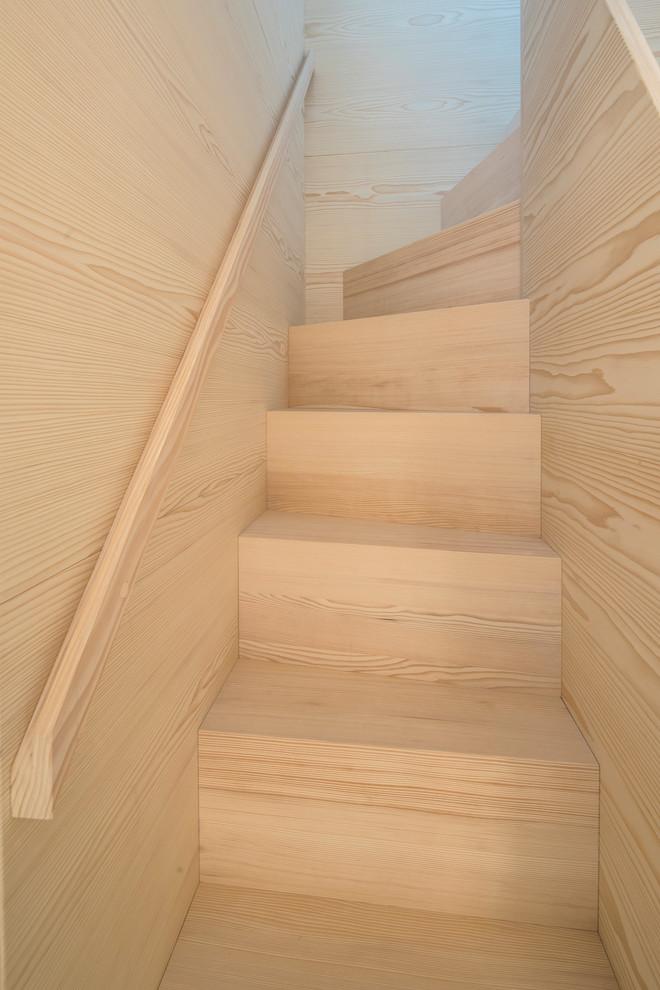 Treppe W