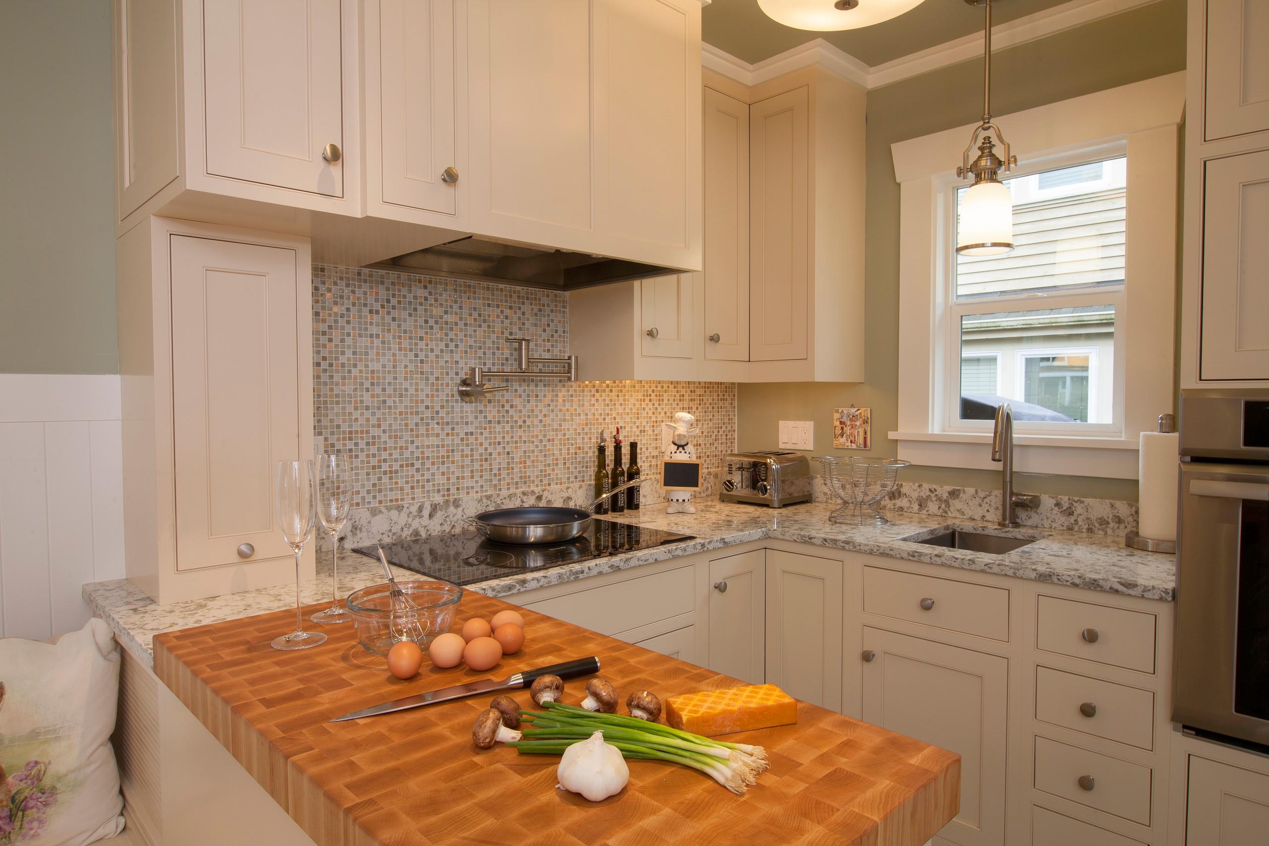 Wallingford Craftsman Kitchen Remodel - Home Birth Year 1924
