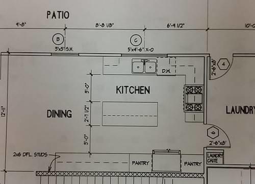 ikea kitchen critique take 2, Schematic