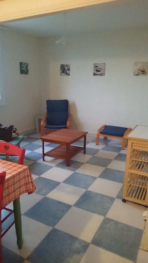 harmoniser un sol en damier. Black Bedroom Furniture Sets. Home Design Ideas