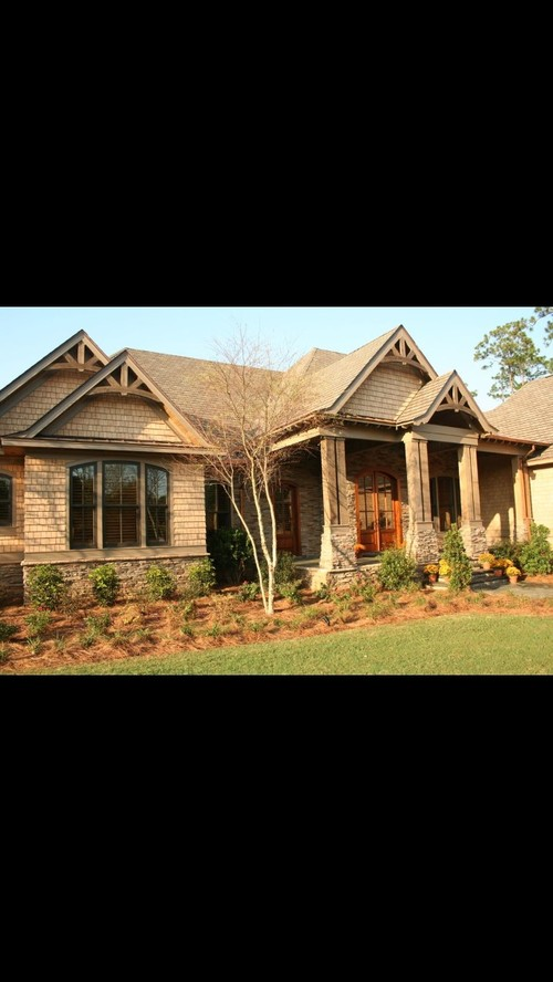 Exterior Wooden Beam Alternatives