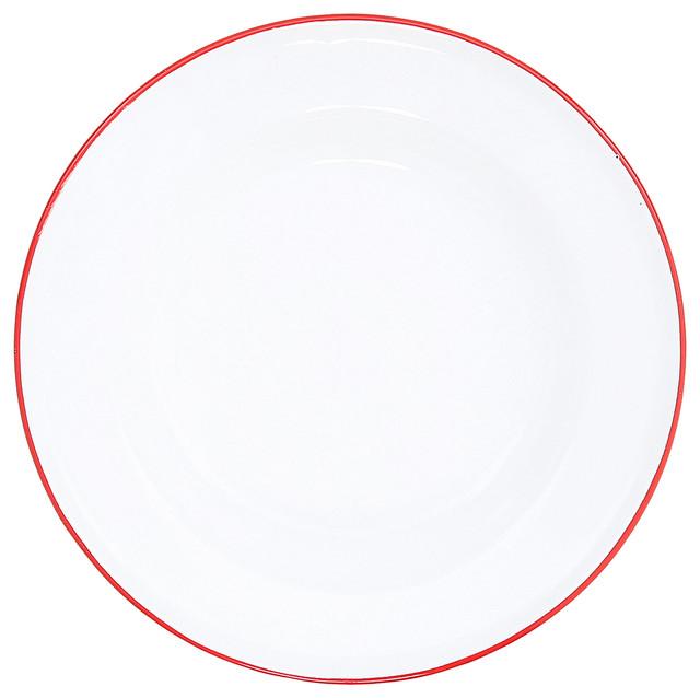 Crow Canyon Raised Salad Plates Set Of 4 Contemporary