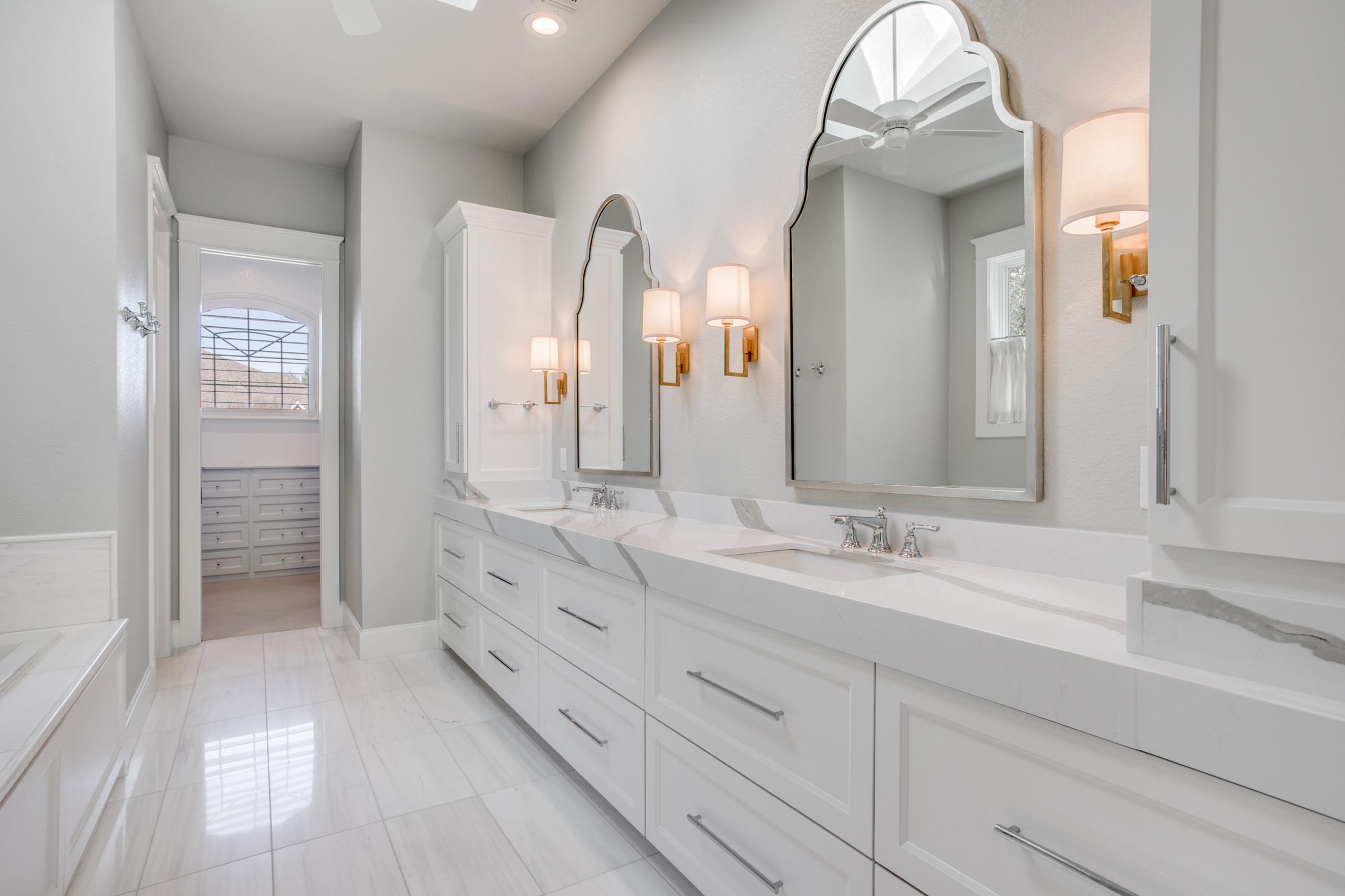Serenity Master Bath