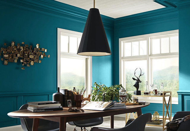 Will These 10 Colors Be Big In 2018, Dining Room Paint Colors 2018