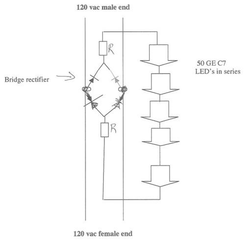 ge led christmas lights wiring diagram schematics and wiring christmas lights led sears