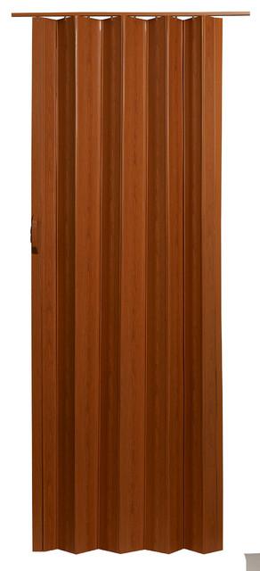 Spectrum Via Folding Door 36x80, Fruitwood.
