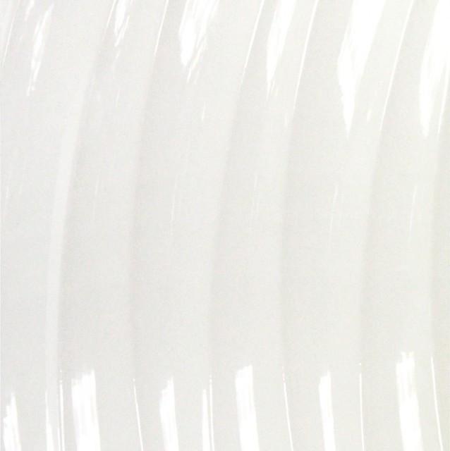 "Gentle Waves 12""x36"" Polished Ceramic Wall Tile, Set of 5"