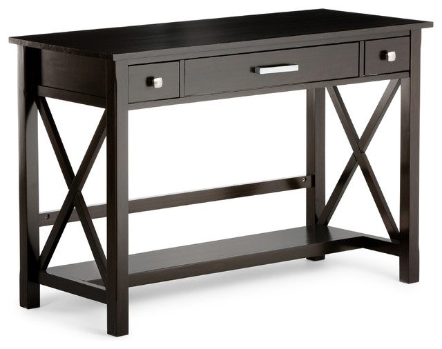 Kitchener Desk Transitional Desks And Hutches By