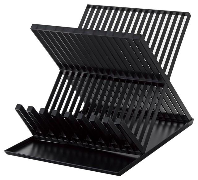 Tower Dish Rack, Black