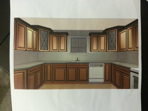 Need Help Designing My Kitchen On A Budget Suggestions. (Pics) Part 59