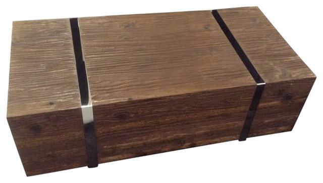 baul coffee table