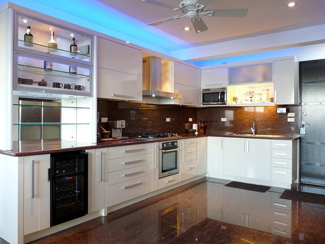 Modular Kitchen Cabinets Puerto Galera Mondoro Philippines Beach Style