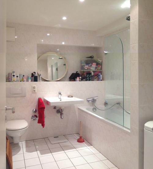 Kleines Bad Renovieren 9 Vorher Nachher Beispiele Zur Badrenovierung