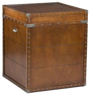 Holly & Martin Bristol Trunk End Table