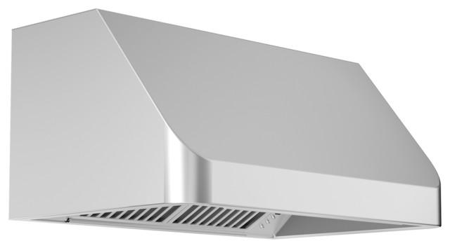 Zline 488-48 Stainless Steel Under Cabinet Range Hood, 48.