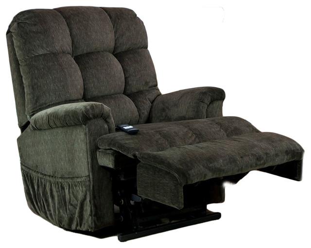 Good Med Lift 5555 CAG Sleeper/Reclining Lift Chair, Cabo, Godiva
